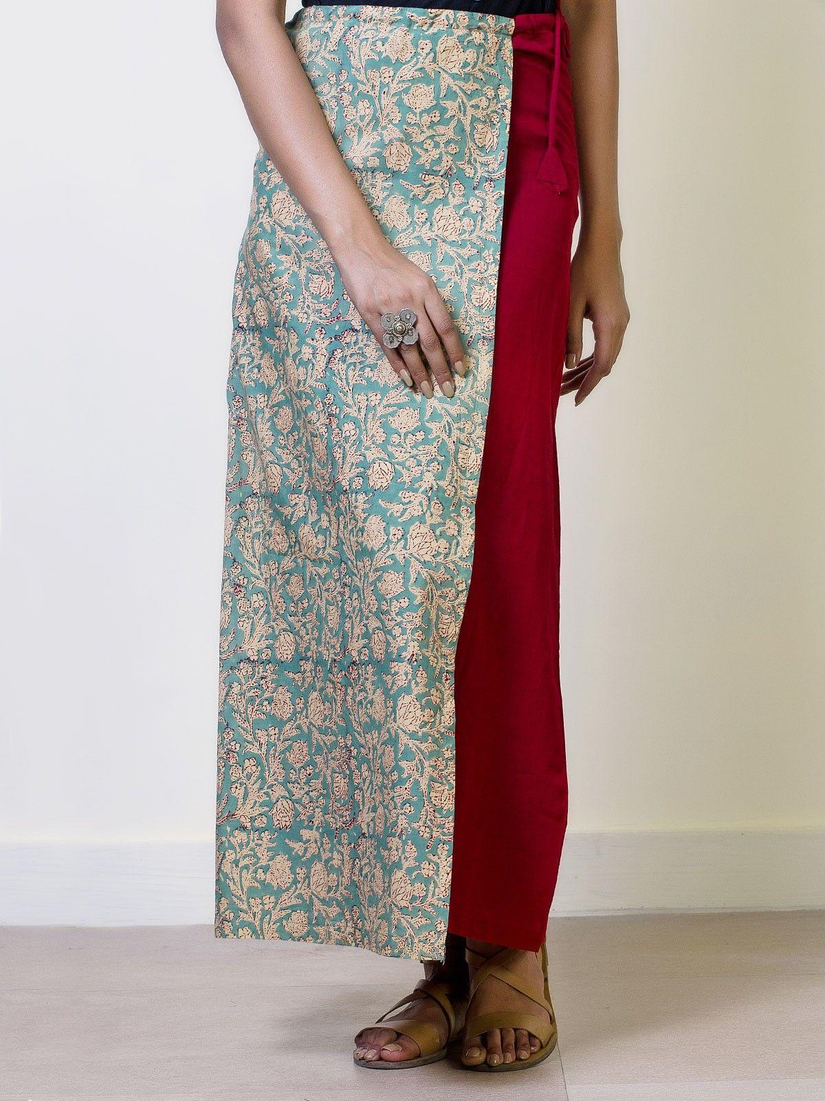 Fern Cotton Straight Maxi Skirt