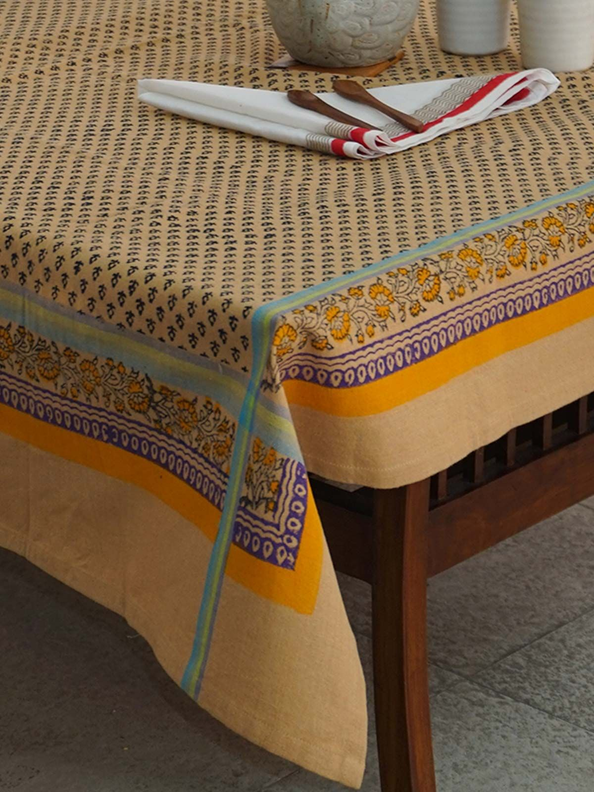 585c173a6 Buy Latest   Handmade Table Cover Online at Indian August