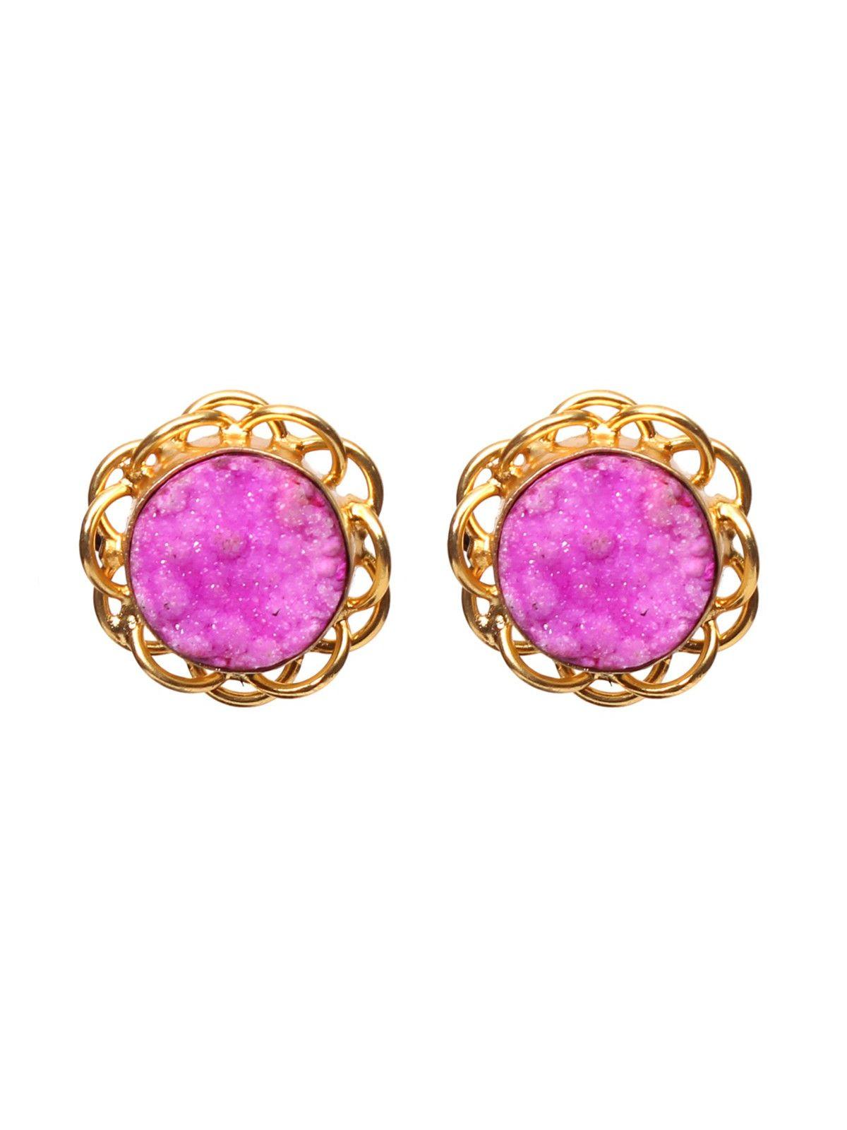 Heliosphere earrings