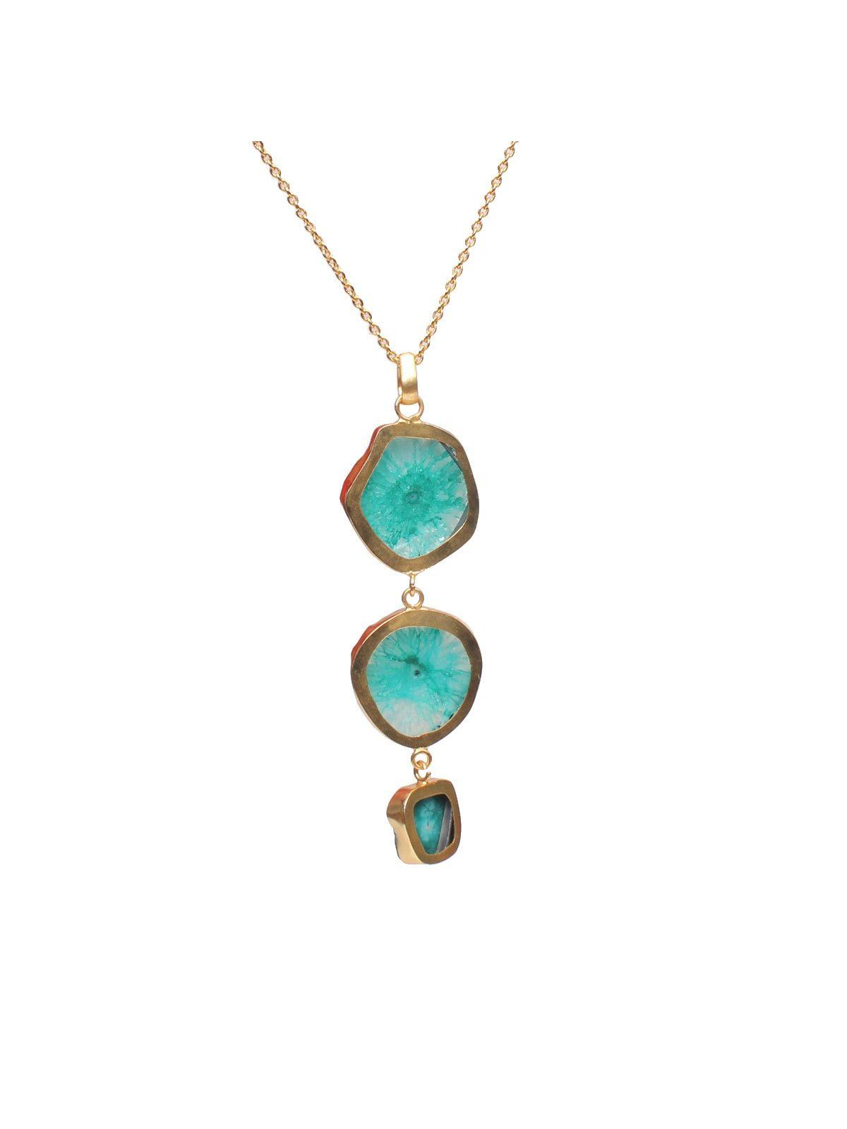 Sea Callisto pendant