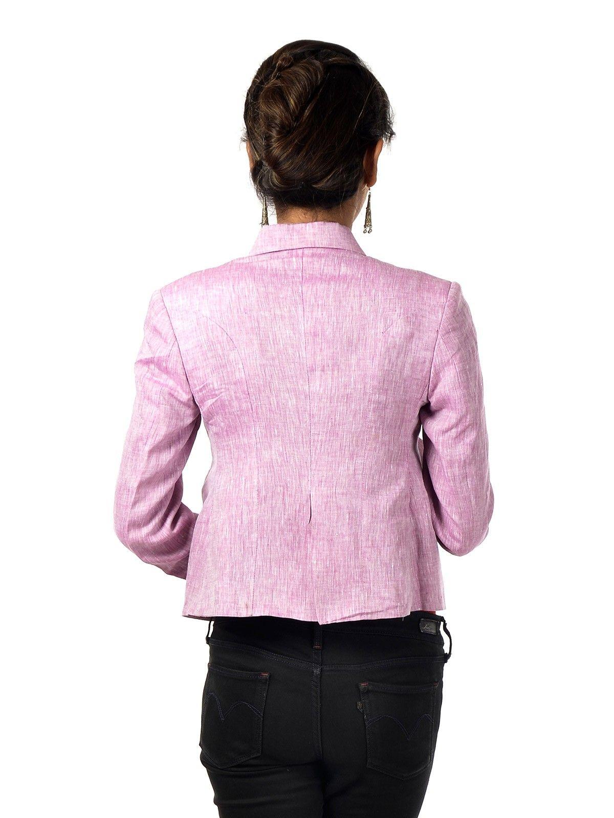 Roseate Cotton Jacket