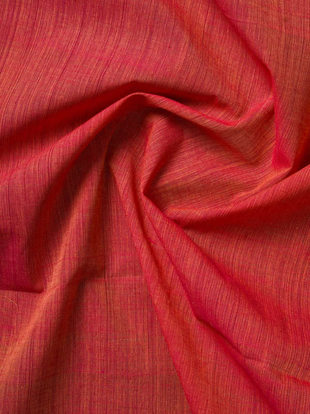 Rose color south cotton fabric