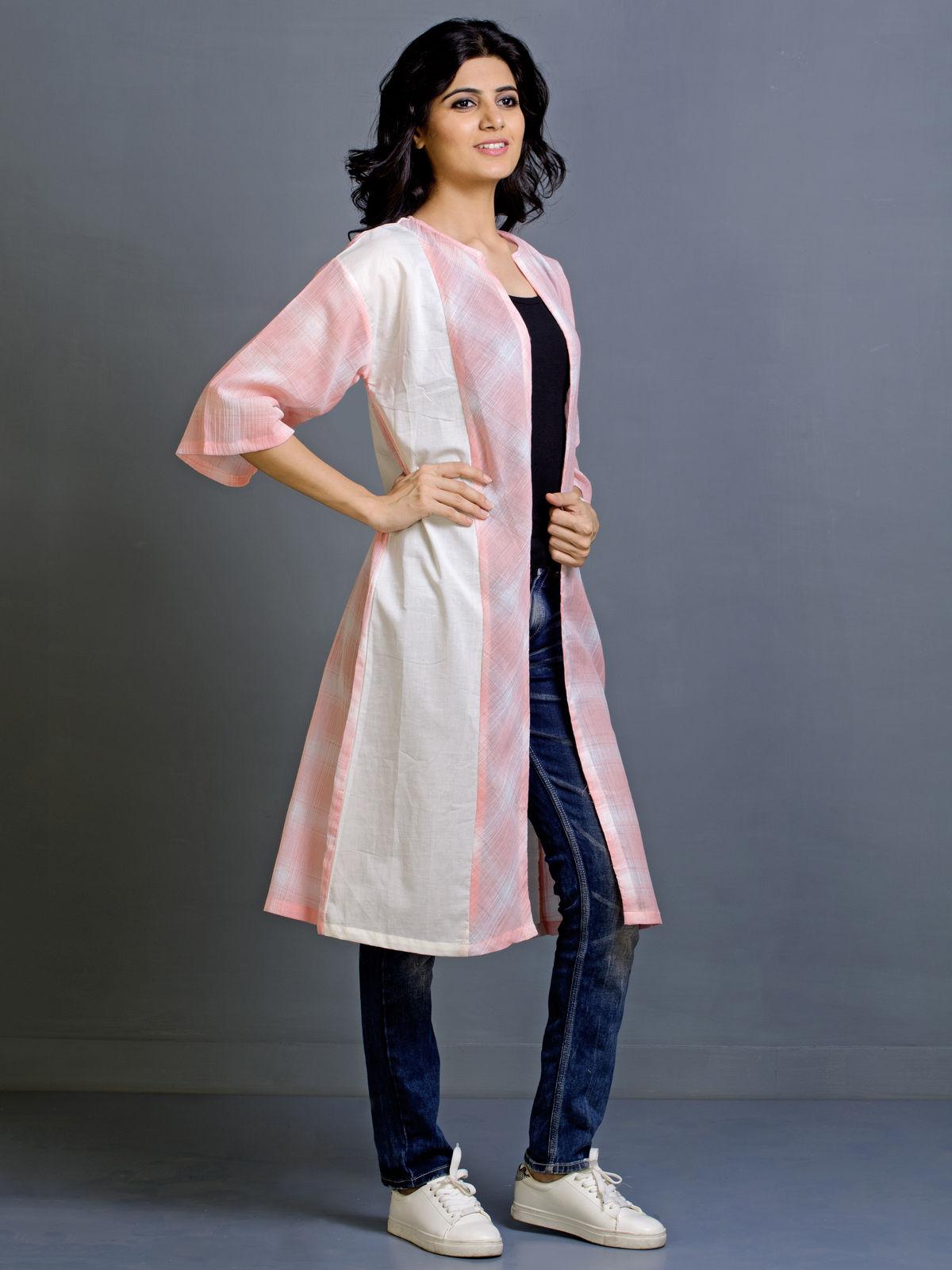 Flamingo Mist Cotton Top
