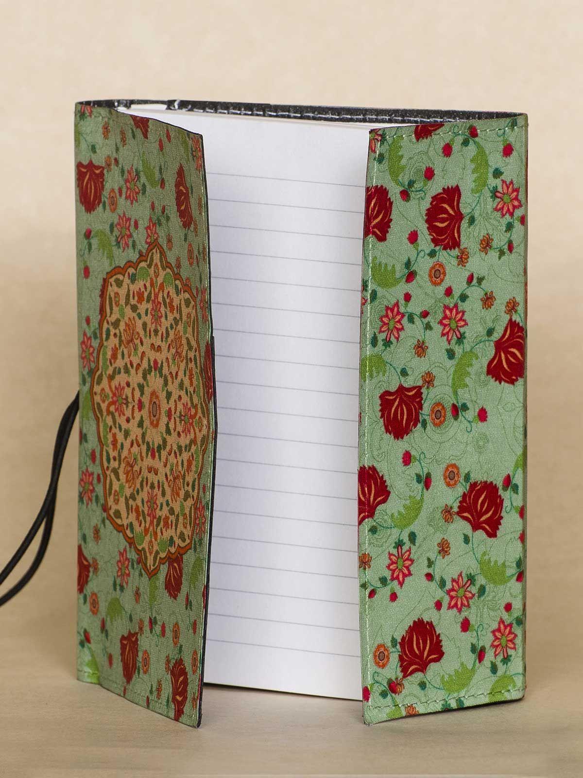 Green Kaleidoscope diary