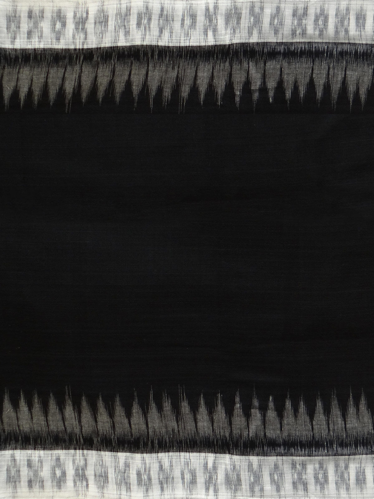 IKAT BLACK &WHITE FABRIC