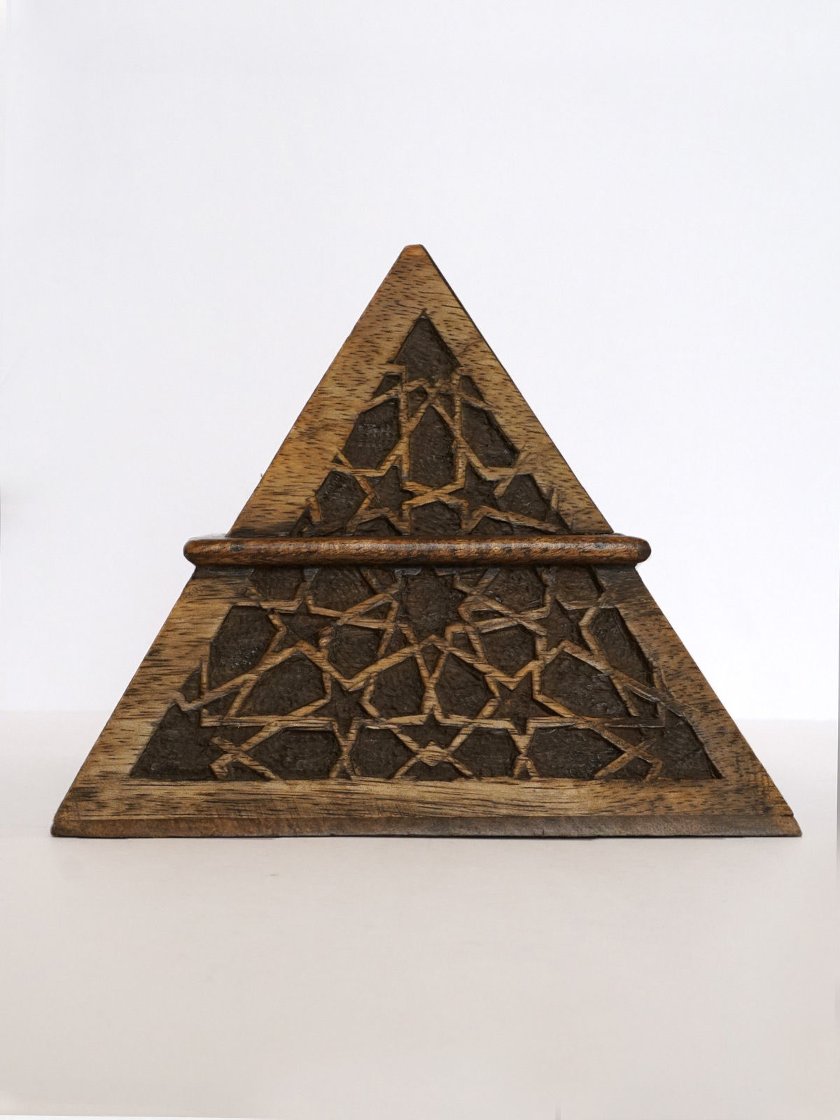 INTHING Pyramid  Carved Star