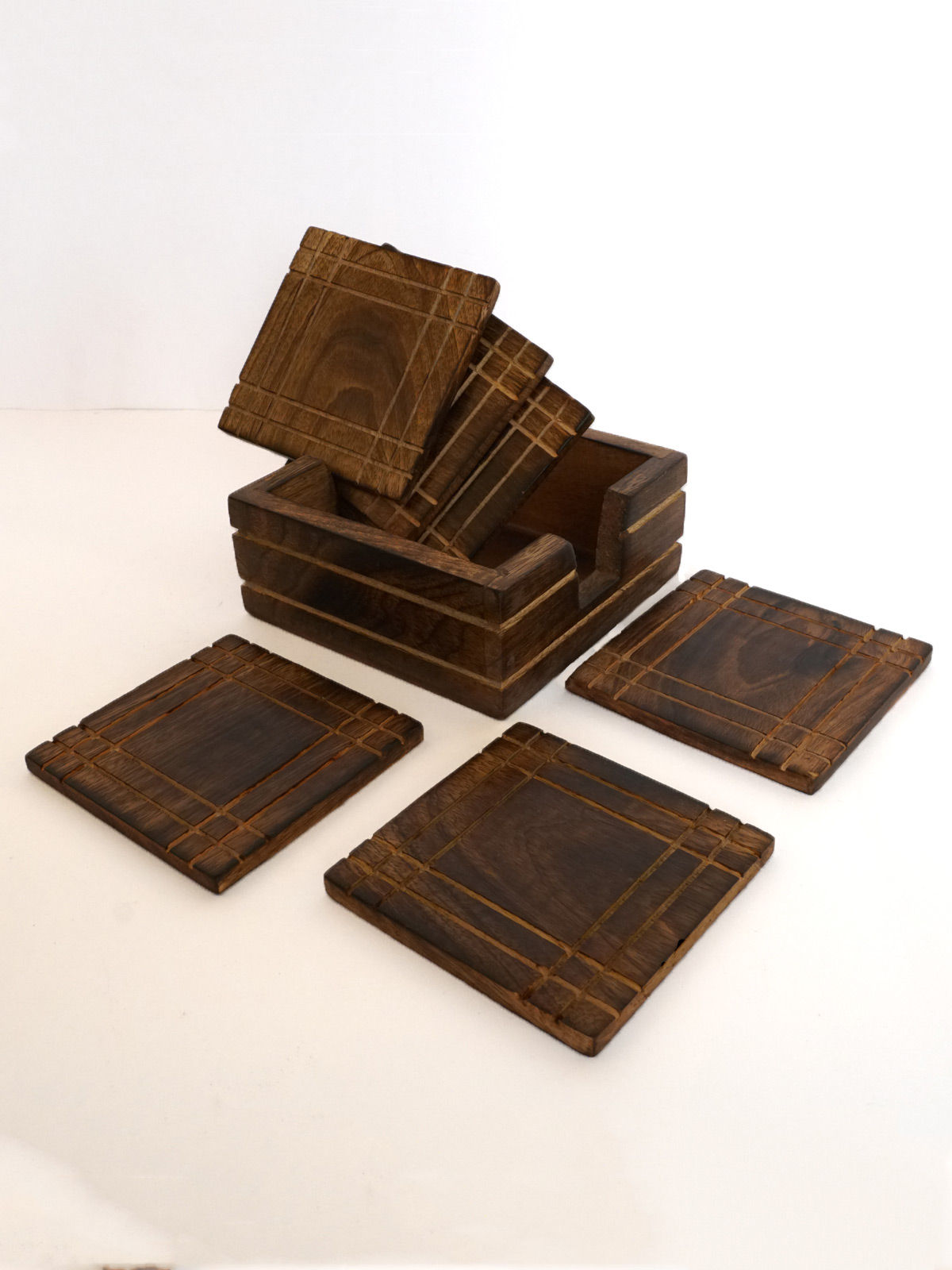 INTHING Coasters with Lines