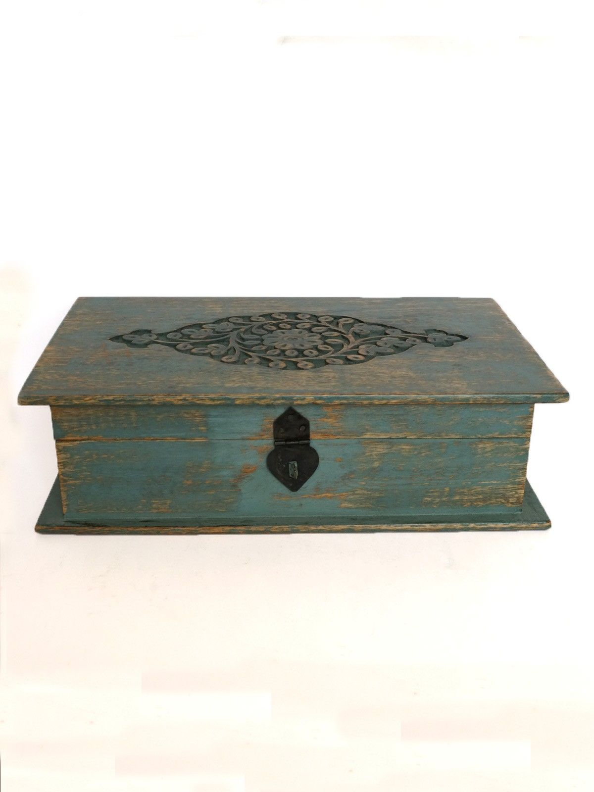 INTHING Carved Box