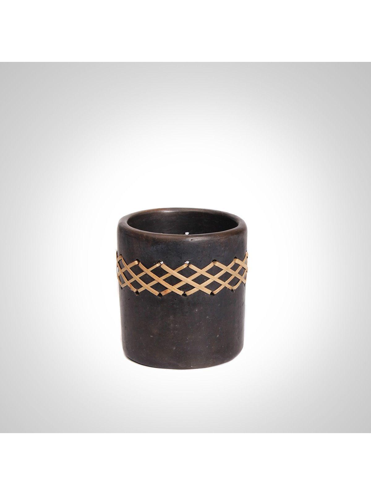 Slate stone mug