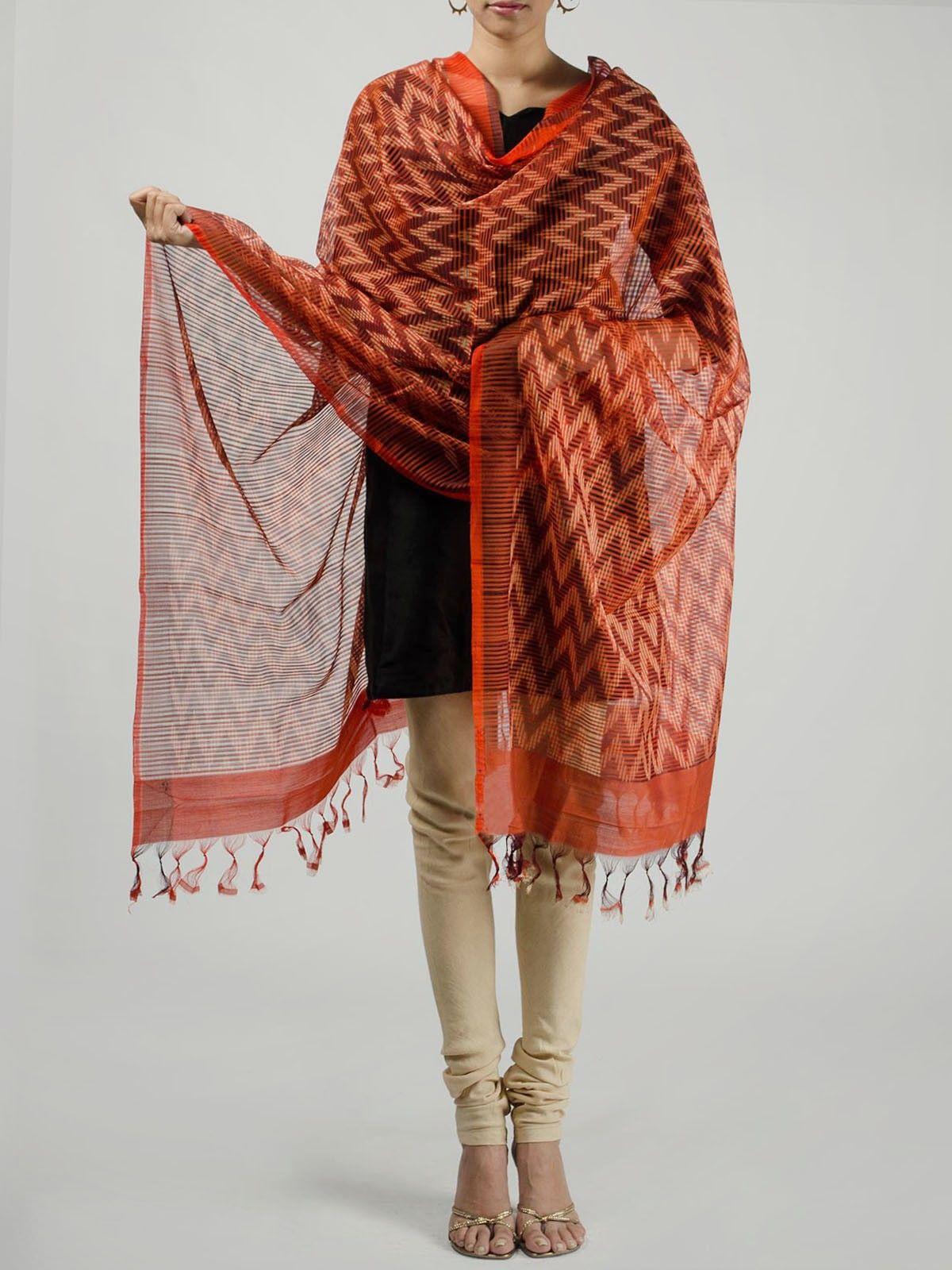 Multi Silk Dupatta