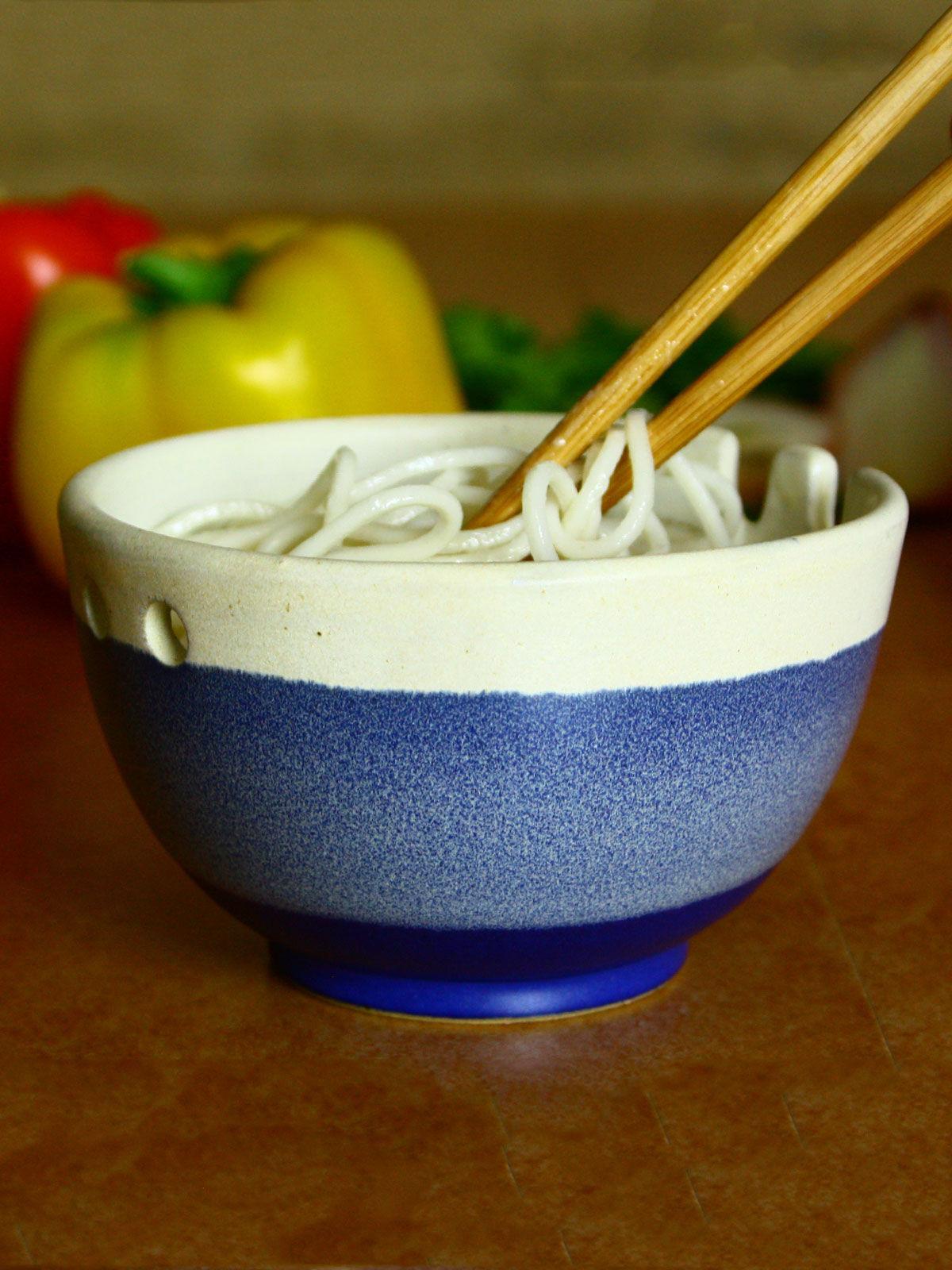 Blue Noodle Bowls