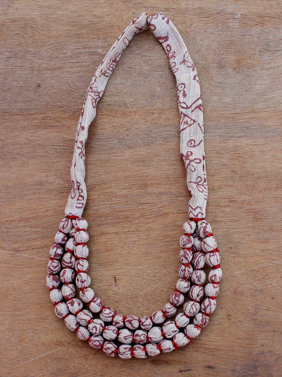 Tara trible layred necklace