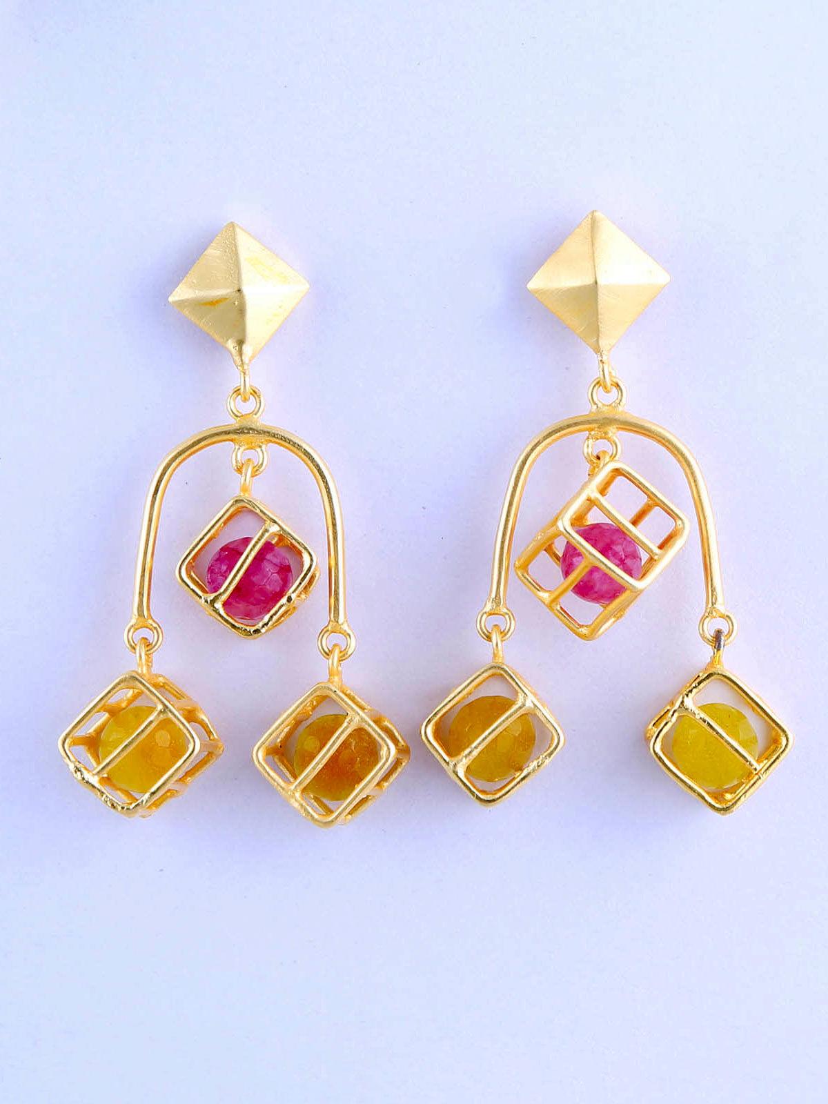 Komie Citron Earrings