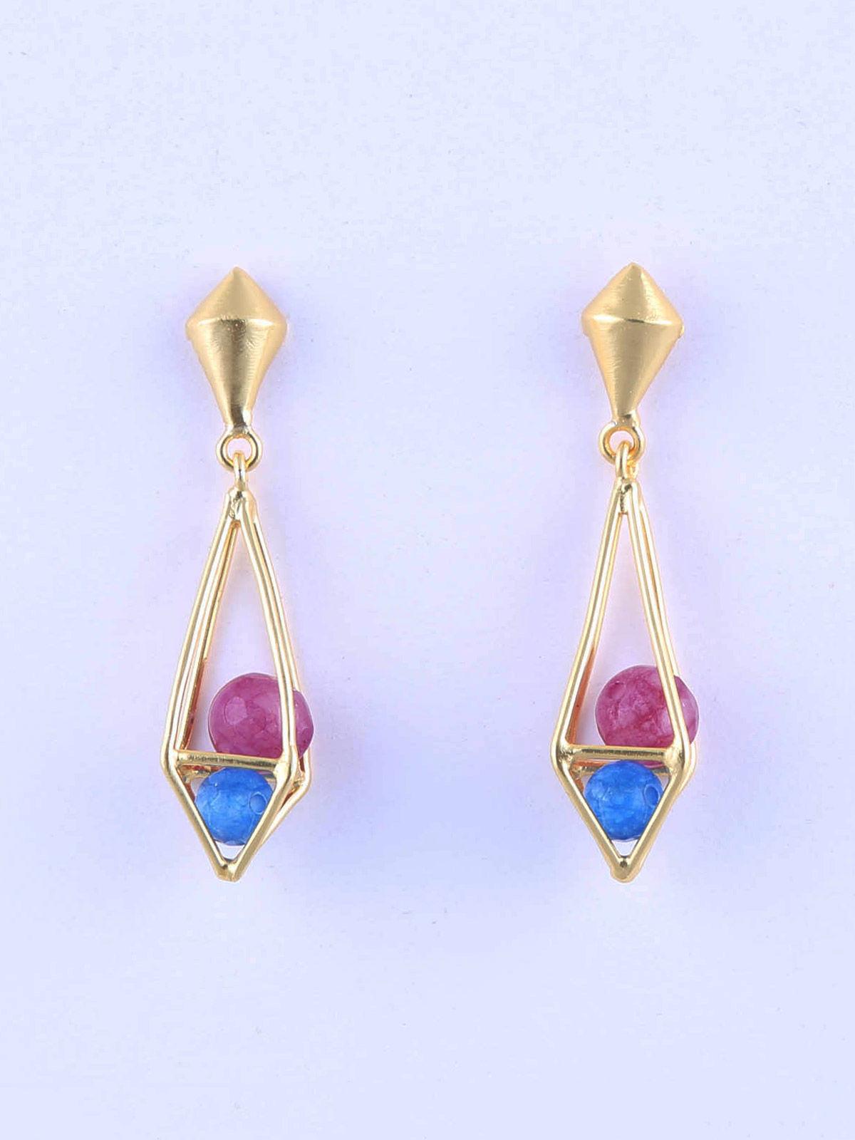 Rosee Violet Earrings