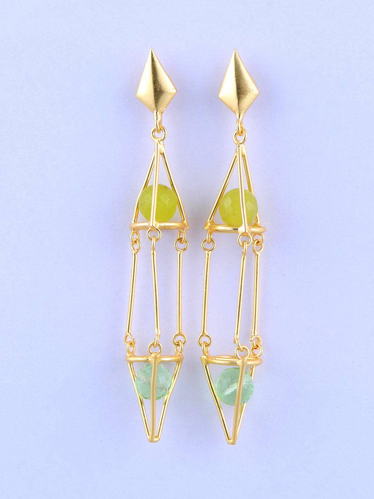 Denet Saphir Earrings