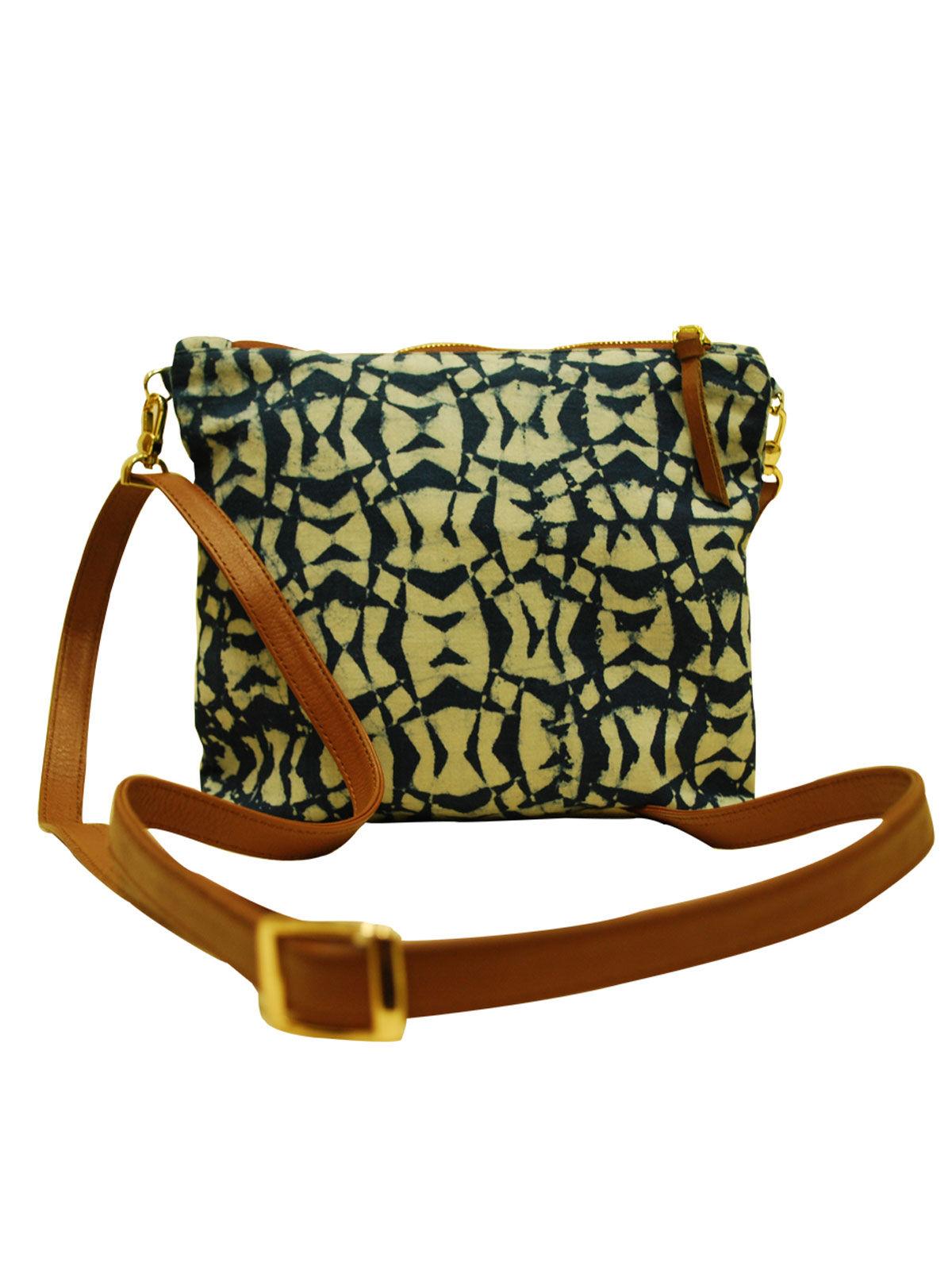 Indigo Sling Bag