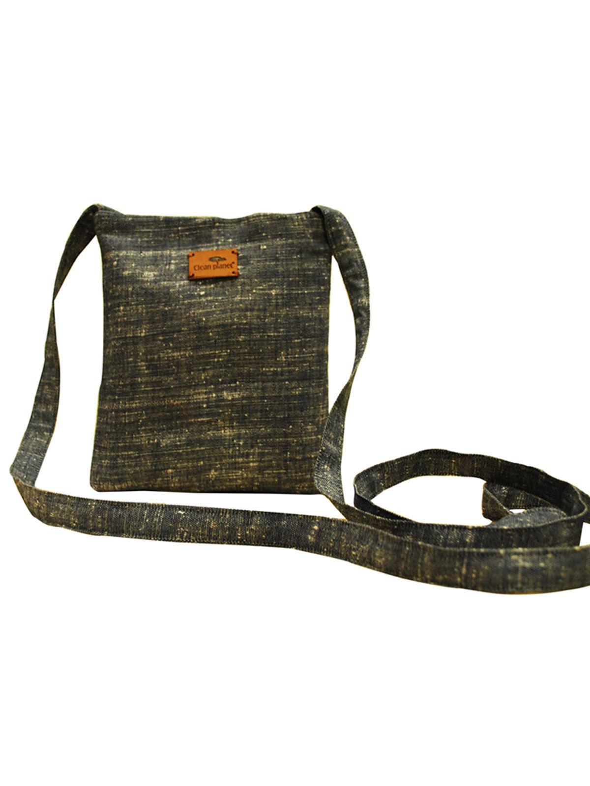 Khadi Sling Bag