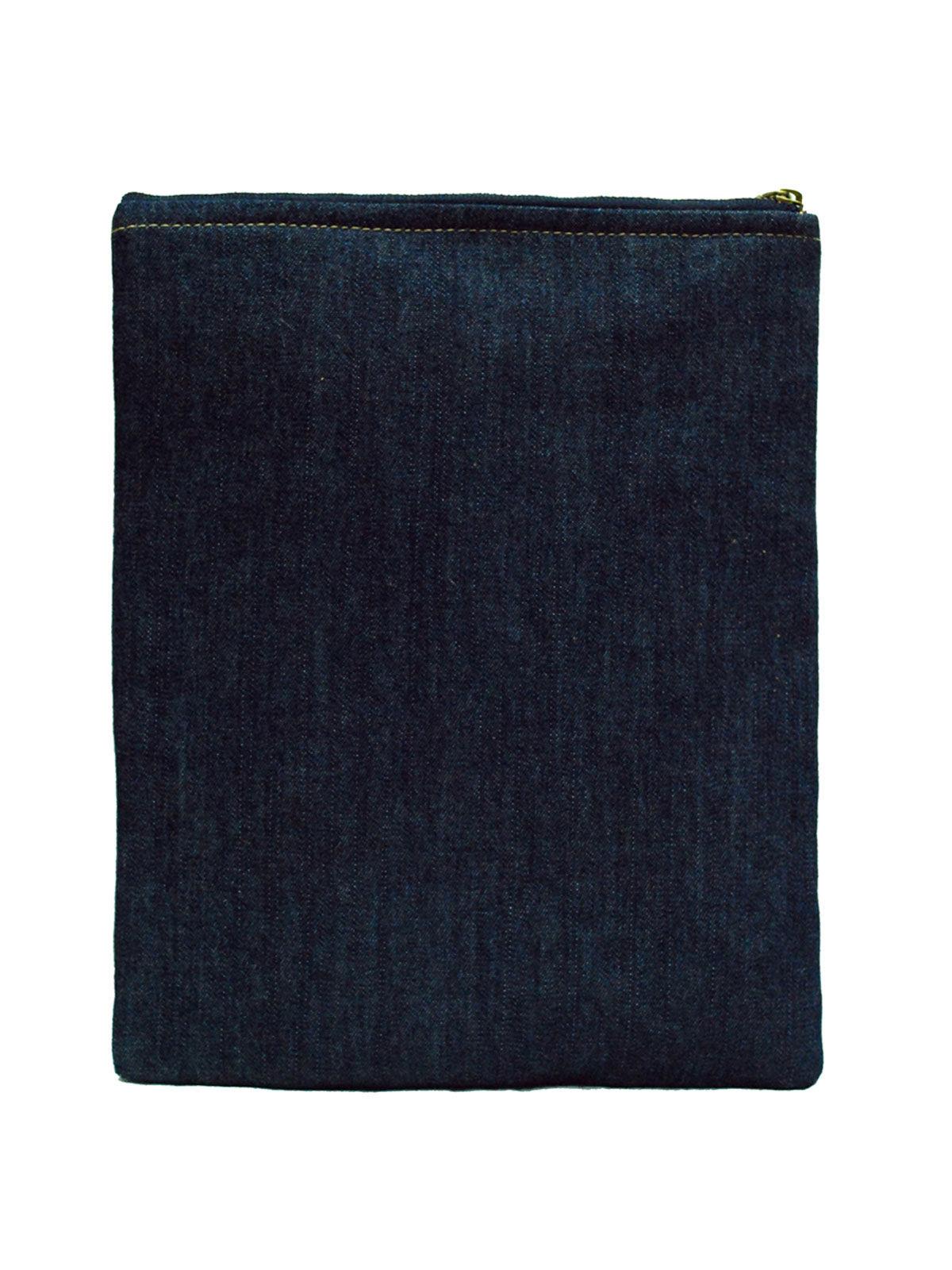 Denim Classic_Pocket Style Tablet Sleeve