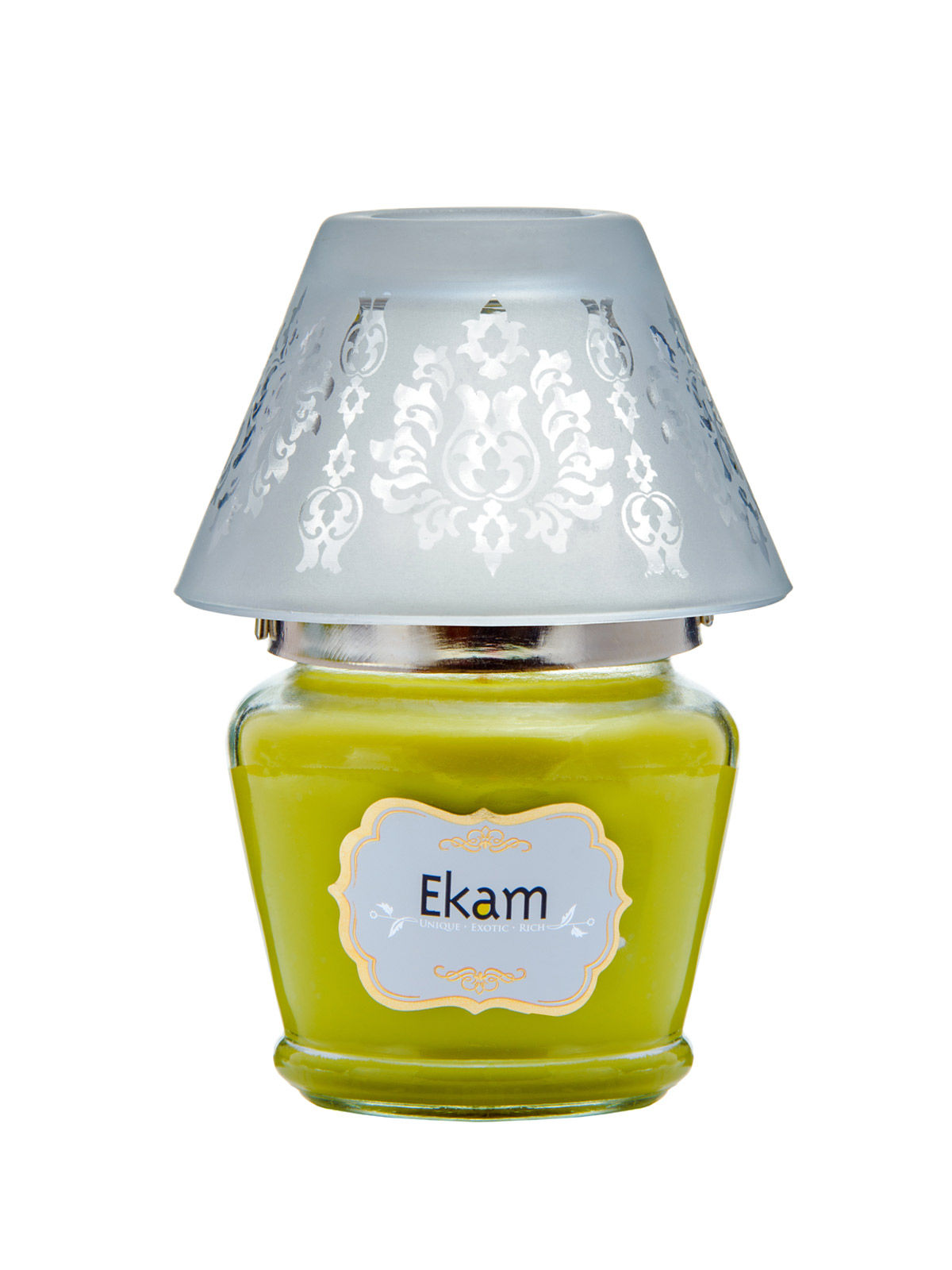 Lemongrass Lampshade Candle