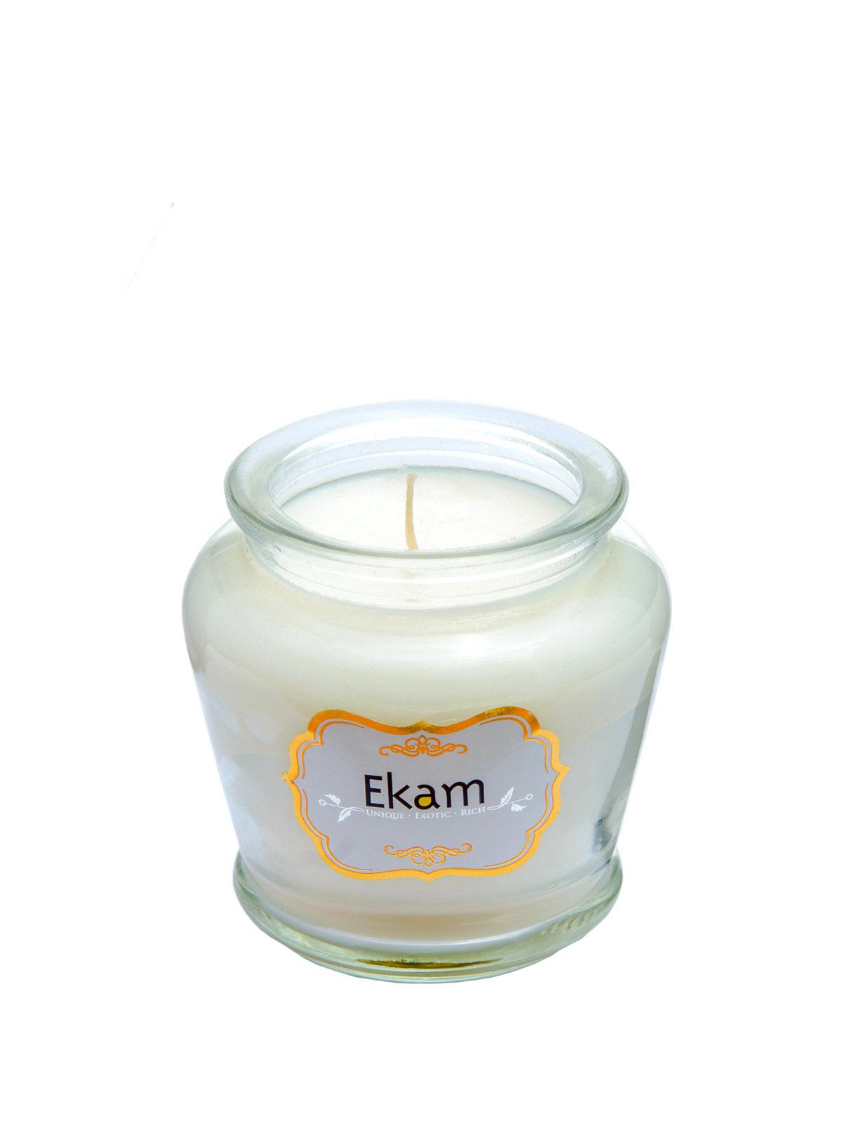 Vanilla Lampshade Candle