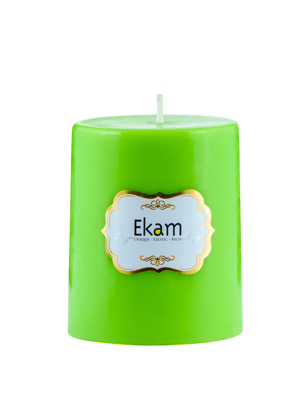 Jasmine Pillar Candle