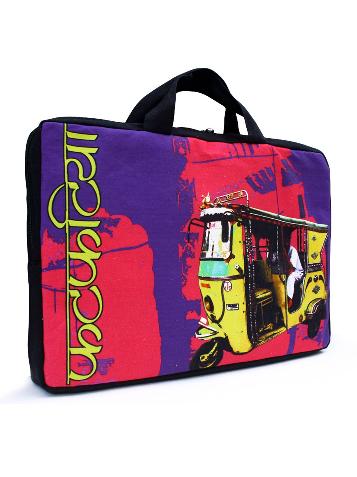 Yellow Taxi Laptop Sleeve