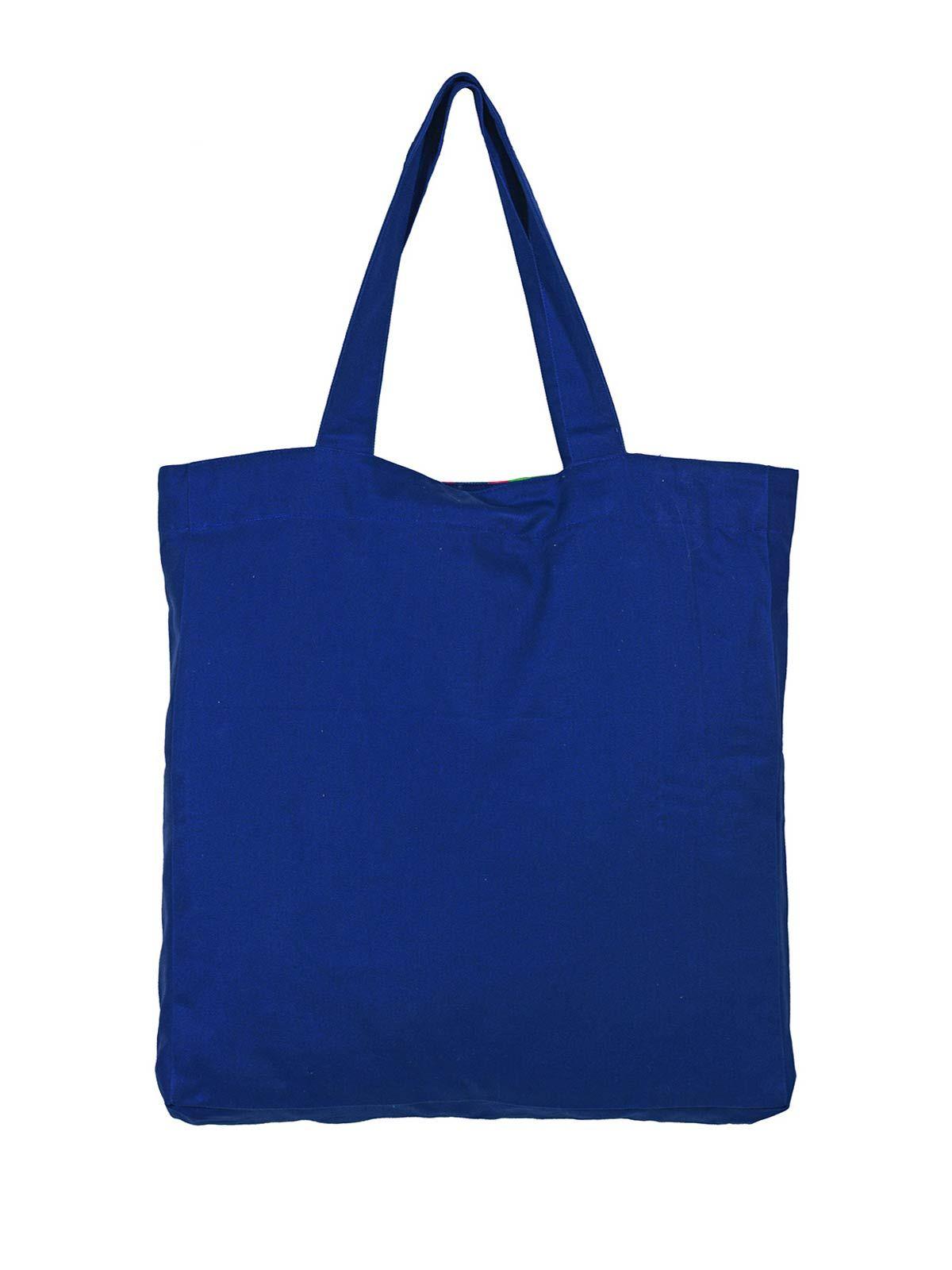Magenta Flower Tote Bag