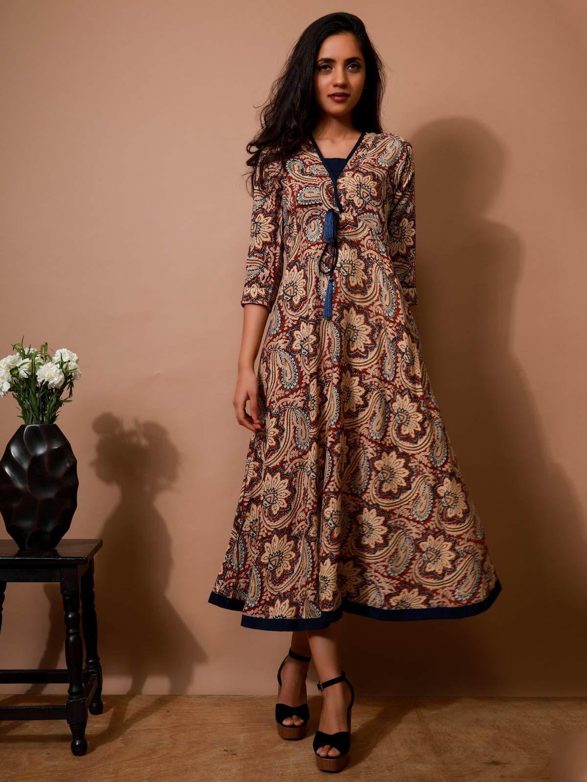 Indigo Rajasi Dress