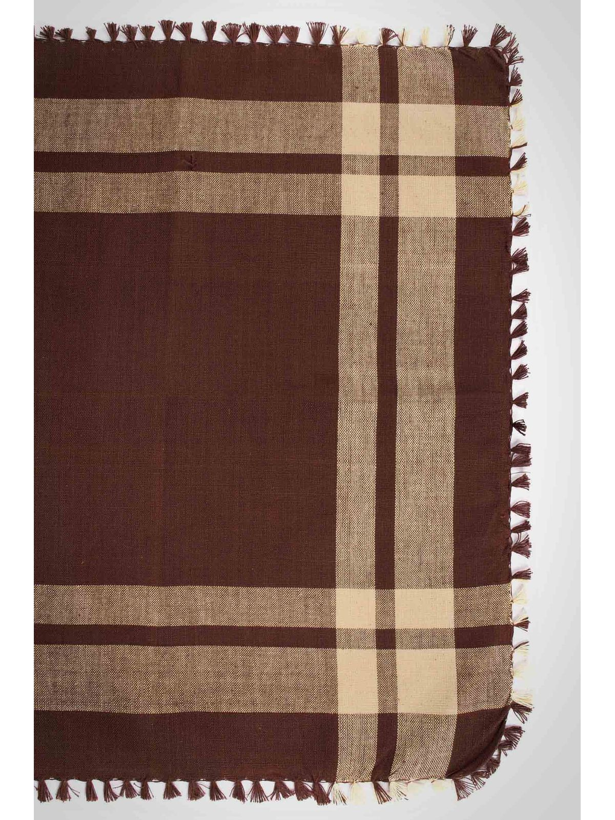 Brown Handwoven Napkin - Set of 6