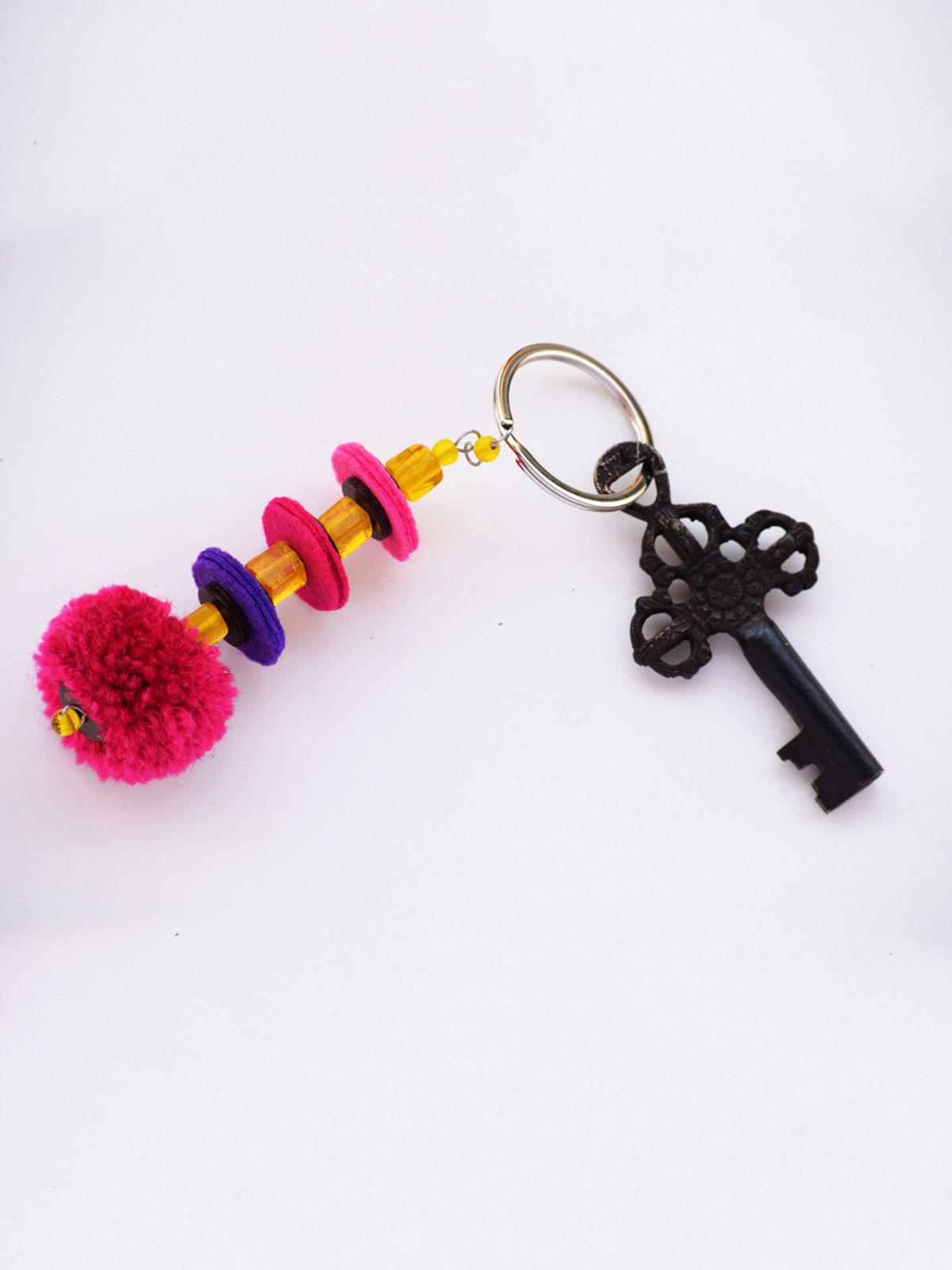 Munchkin Keychain - Pink