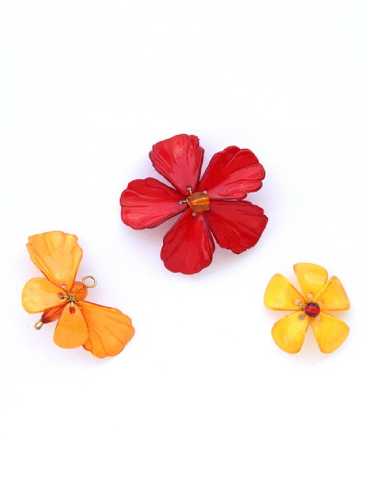 Kanhai Spring Sunny Quirky Fridge Magnets