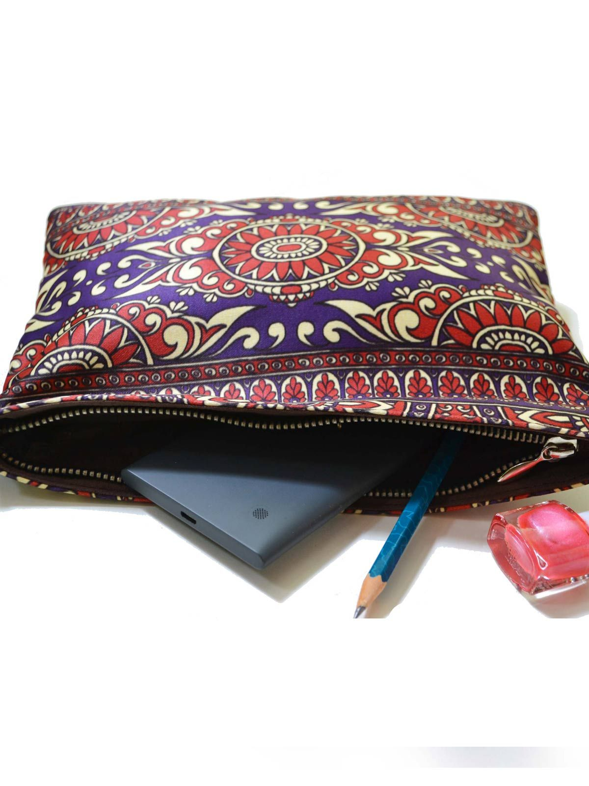 Printed Pouch border 1
