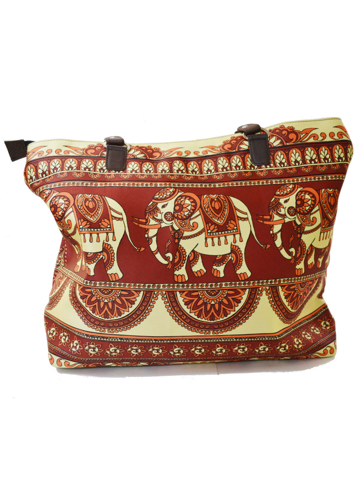 Elephant Printed handbag