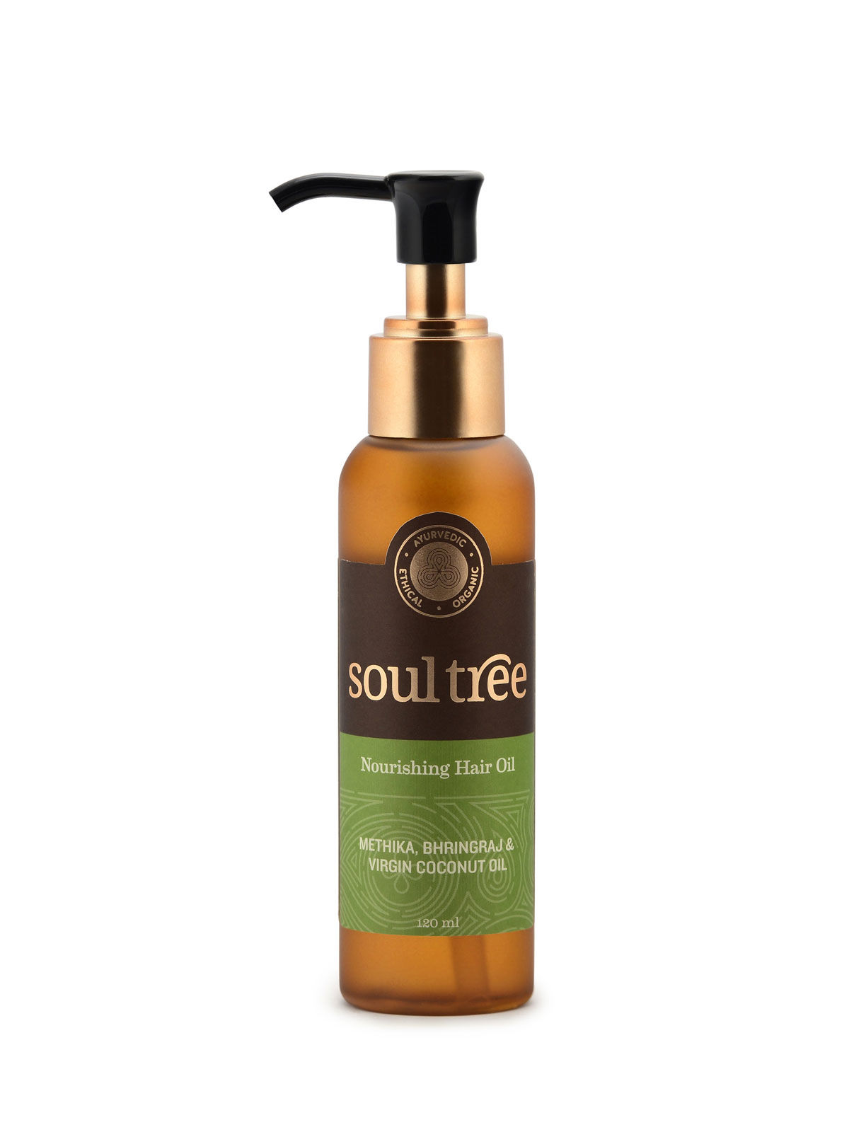 Soul Tree Nourishing Hair Oil