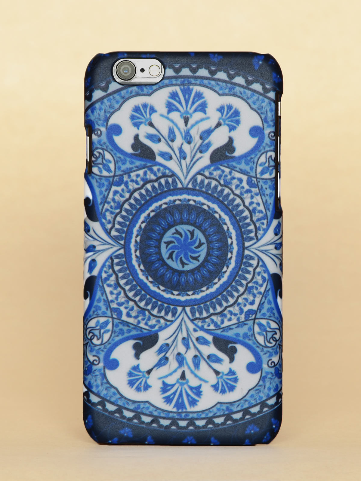 Blue Kaleidoscope Iphone 6 case