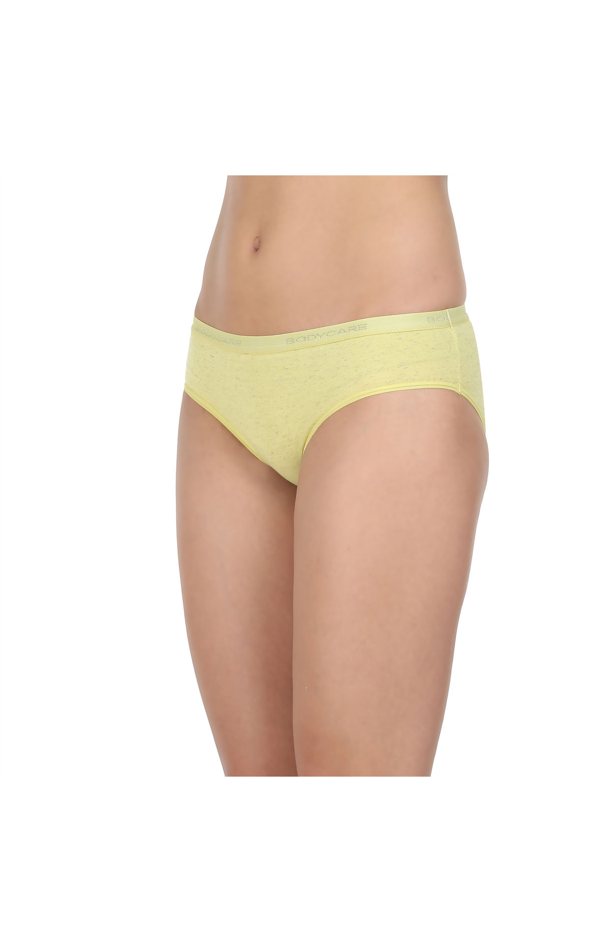 Pack Of 3 Bikini Style Cotton Briefs In Assorted Colors ...