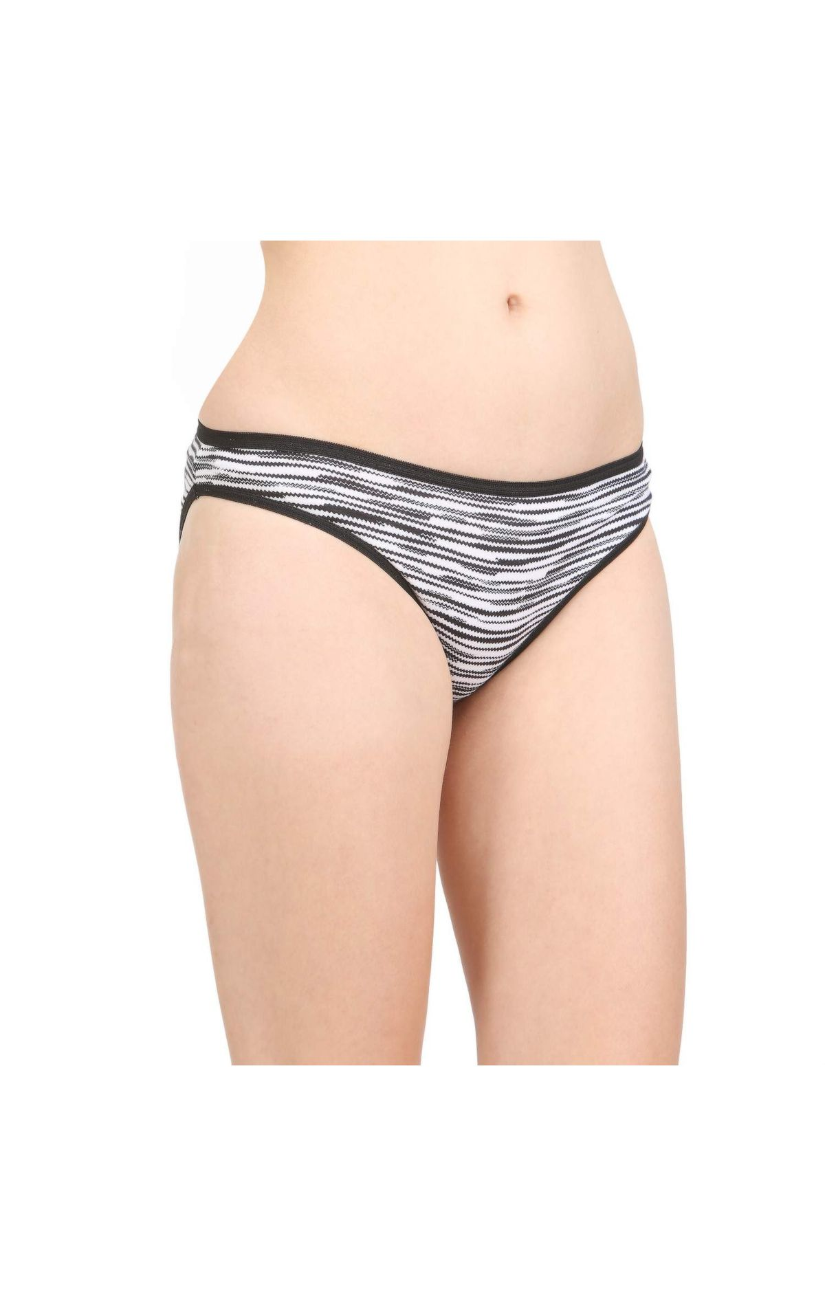 Bodycare 100 Cotton High Cut Panty