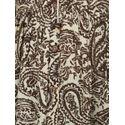 Aujjessa Faun Brown Cotton Gathered Dress
