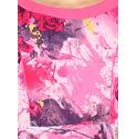 Aujjessa Fuschia Multi A-Line Maxi Dress