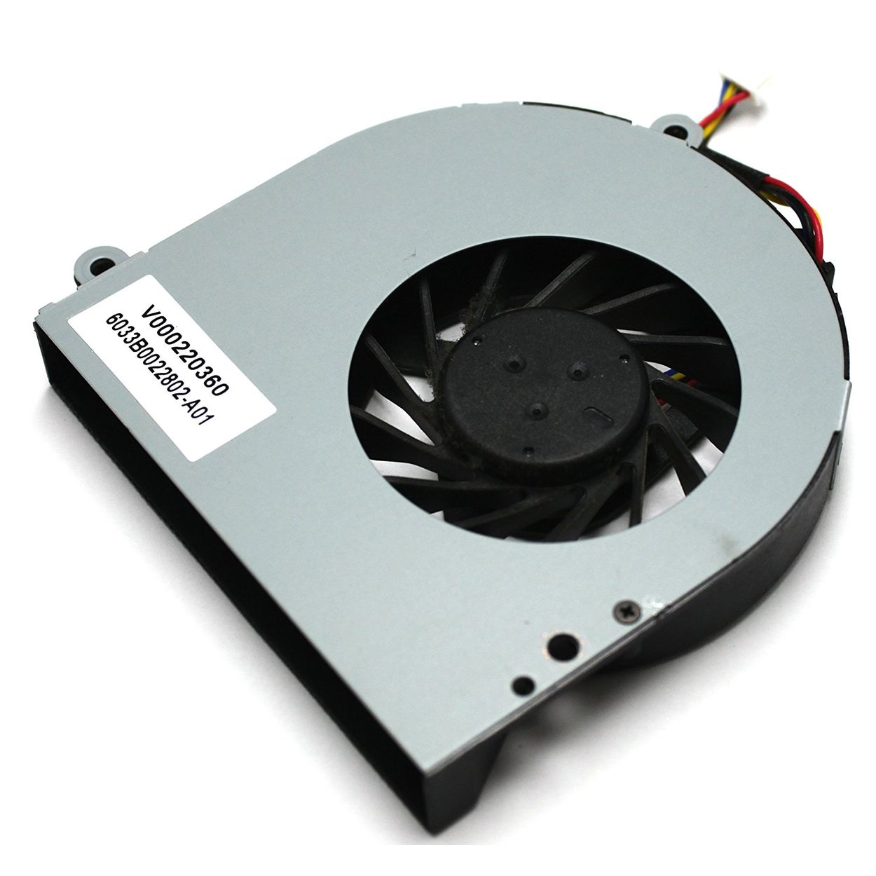 New Laptop CPU Cooling Fan For Toshiba Satellite A660 A665 A660D A665D L670 L670D L675 L675D P750 P750D P755 P755D Series
