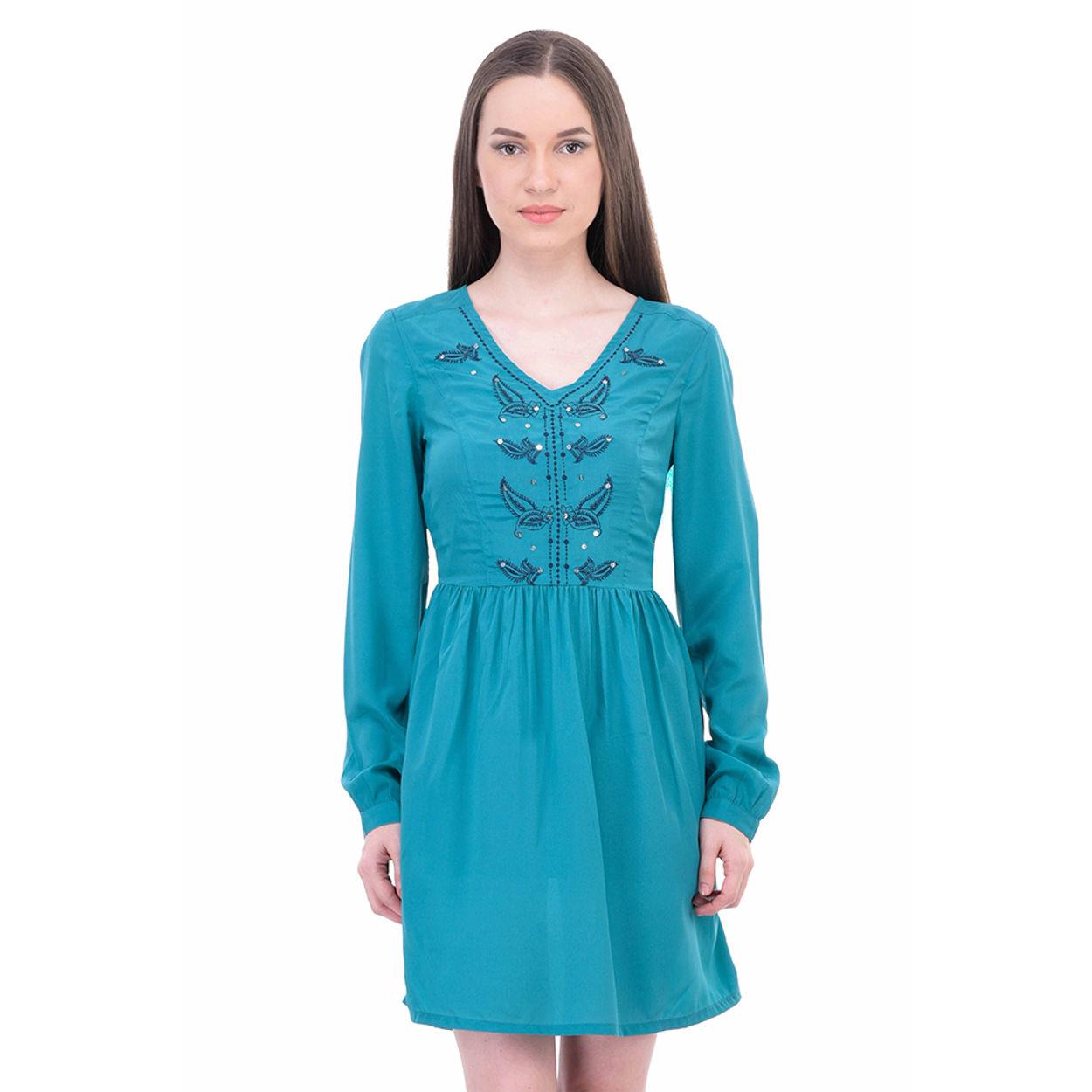 Women Sequin Party Dress | W16026wem003