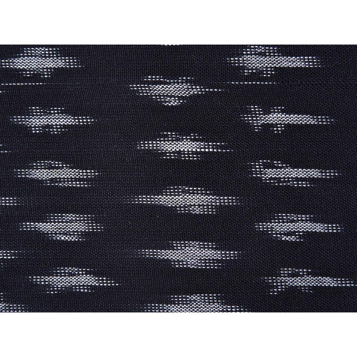 Ikat Cotton Handloom Fabric F0120