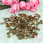 Antique Bronze Brads - 5 MM