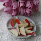 Miniature Apple Slices