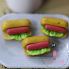 Miniature Bread  - Hot-Dog