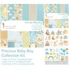 Precious Baby Boy Collection Kit