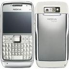 Nokia E71 Mobile Phone Housing Faceplate Body Panel