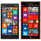 Microsoft Nokia Lumia 1520 Lcd Display With Touch Screen Folder