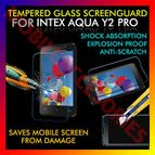 Intex Aqua Y2 Pro Tempered Glass Screen Protector