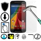 Motorola Moto E2 Tempered Glass Screen Protector